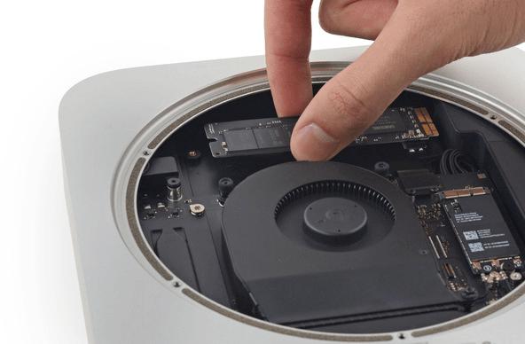 Thay thế SSD mới