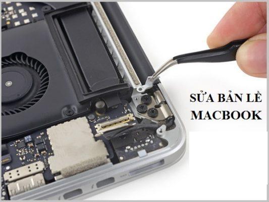 sửa Bản Lề Macbook