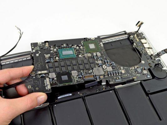 dịch vụ sửa Mainboard Macbook lấy liền