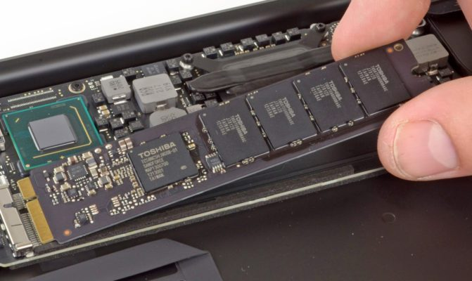 SSD Macbook