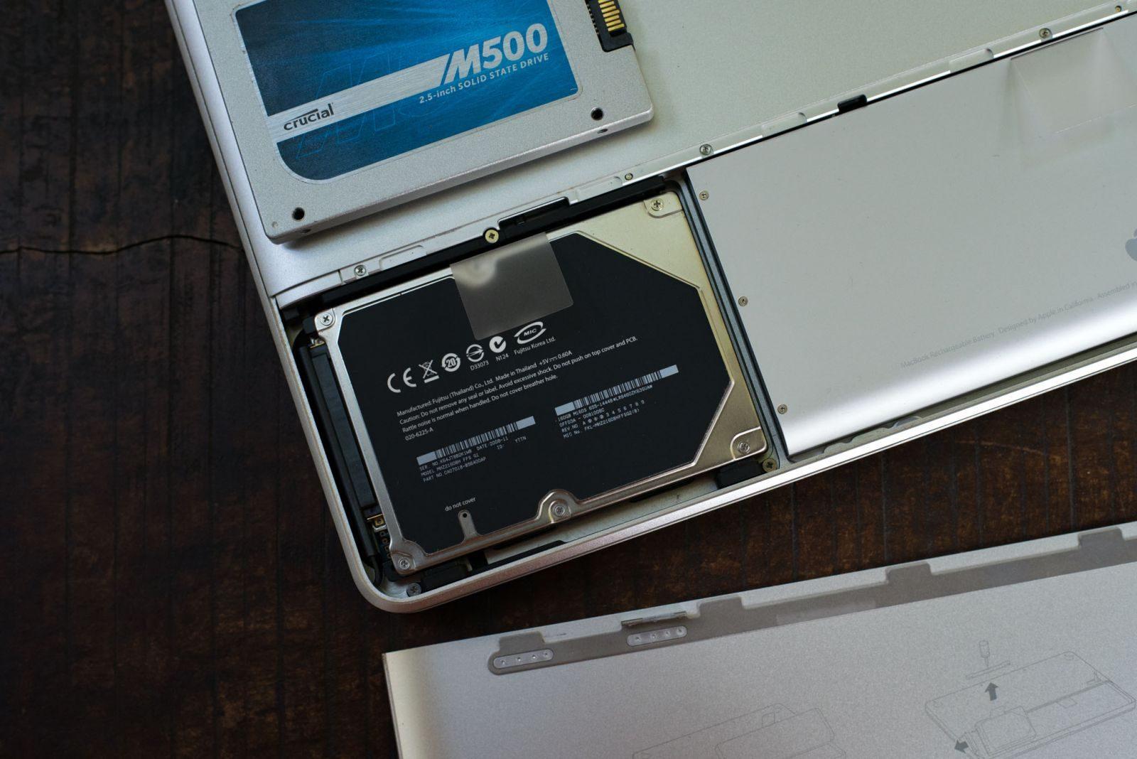 Chọn SSD phù hợp cho Macbook