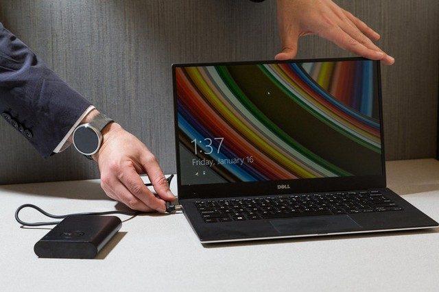Cách sạc pin laptop dell mới mua