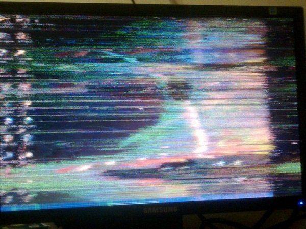 Lỗi card màn hình