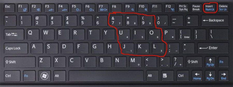 Lỗi đánh chữ hiển thị số