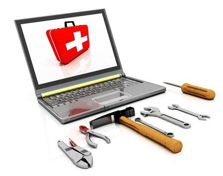 dịch vụ sửa chửa laptop