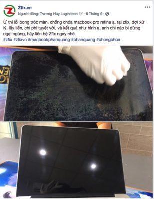 sửa chữa macbook lấy liền