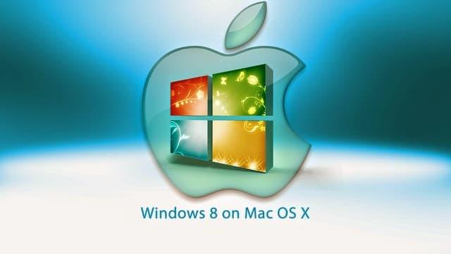 cài đặt macbook chạy windows