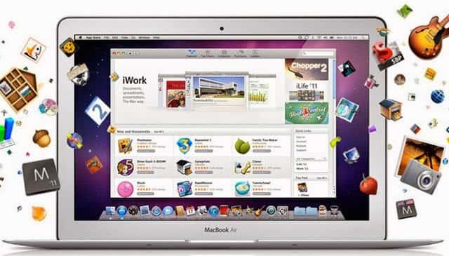 cài đặt macbook lấy liền